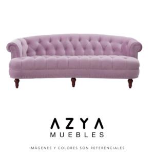 Sofá Lira, disponible en AZYA Muebles Online