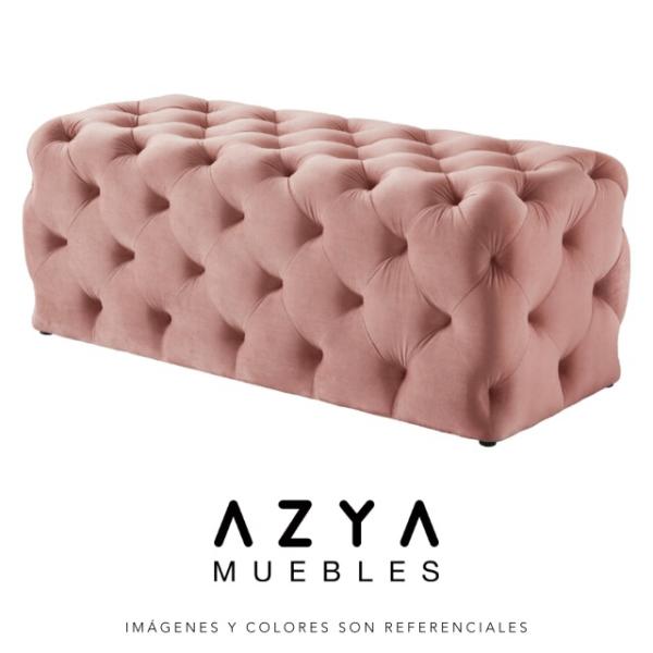 Pouff MArilyn, disponible en AZYA Muebles