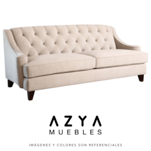 Sofá Lam, disponible en AZYA Muebles