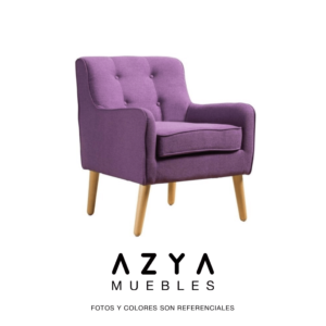 Butaca Draco, disponible en AZYA Muebles