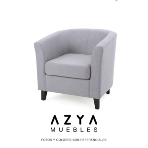 Butaca Arsenal, disponible en AZYA Muebles