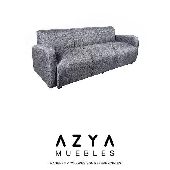 Sofá Oslo de 3 cuerpos disponible en AZYA Muebles