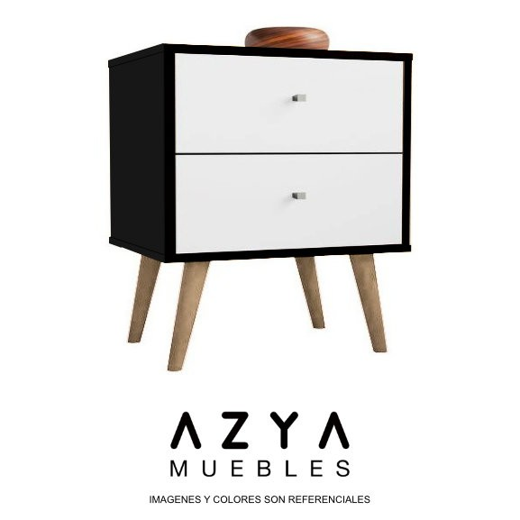 Velador Aneka, disponible en AZYA Muebles