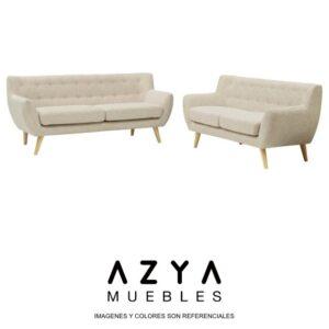 Sala 3-2 Vintage, comprar en AZYA MUEBLES