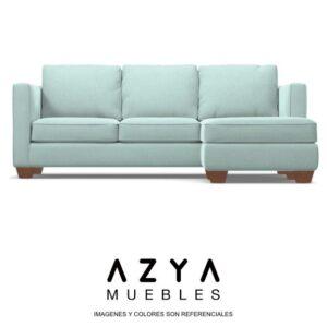 Juego de sala seccional Rowlett pequeño, disponible en AZYA Muebles