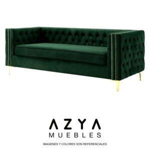 Sofá Isabella de 3 cuerpos, disponible en AZYA MUEBLES