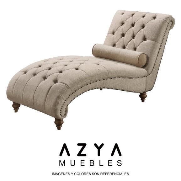 Diván Lucille, disponible en AZYA MUEBLES